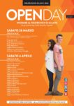 Locandina Open Day Politecnico di Milano 2020