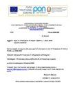 C 273 Corsi di formazione di abito FI004 raccolta iscrizioni