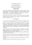 CURRICOLA SPAGNOLO 3a LINGUA NEL LICEO LINGUISTICO