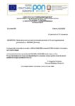 C 309 Bandi per accessi ai ruoli provinciali personale ATA per a.s. 2020.2021 24 MESI