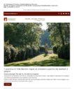 La riapertura del giardino di Villa Bardini, il programma #TuttoMeritoMio e molto altro