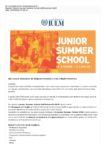 Riparte la Junior Summer School dell'Università IULM