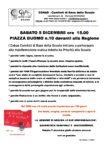 Manifestazione COBAS per sabato 5 dicembre 2020 ore 15.00