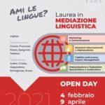 SSML Pisa – Locandina 50×70 Open Day 2020