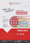 SSML Locandina 50×70 Open Day 9 aprile