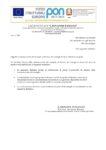 C 296 procedura invio comunicazione cdc aprile